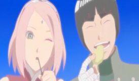 Naruto Shippuden - Episodio 496 - Vapor e Pílulas de Comida