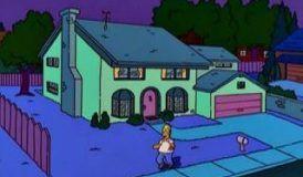 Os Simpsons - Episodio 288 - Pulando a cerca