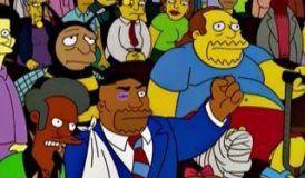 Os Simpsons - Episodio 291 - Tudo em nome da Lei