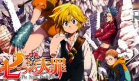 Nanatsu No Taizai - The Seven Deadly Sins
