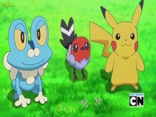 Pokémon XY Dublado - Episodio 21 - Uma Pokévisão do Futuro!