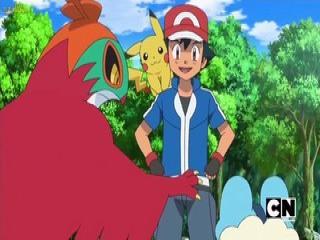 Pokémon XY Dublado - Episodio 40 - Sucessos do Terceiro Dia!