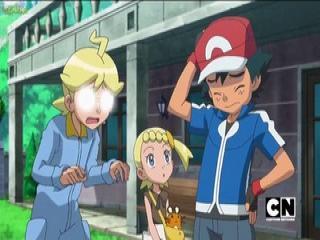 Pokémon XY Dublado - Episodio 43 - Origens da Mega Evolução!