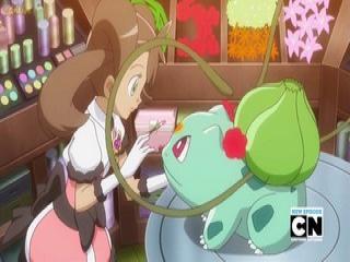 Pokémon XY Dublado - Episodio 60 - Estreando na Exibição!