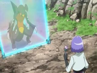 Pokémon XY Dublado - Episodio 69 - O Mega Elo de Garchomp!
