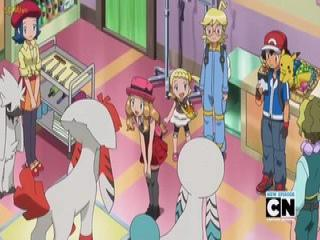 Pokémon XY Dublado - Episodio 8 - Tosando o Furfrou!