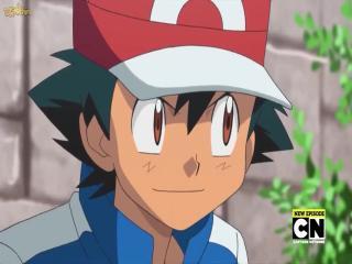 Pokémon XY Dublado - Episodio 89 - Inspiração de Batalha de Dupla!