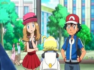 Pokémon XY Dublado - Episodio 9 - Clement Tem Um Segredo!