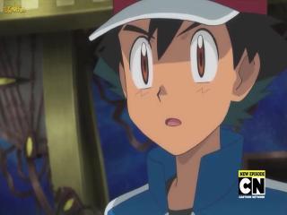 Pokémon XY Dublado - Episodio 92 - Todos Olhando Para o Futuro!