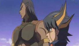 Yu-Gi-Oh! 5Ds - Episodio 111 - Para as Terras Antigas de Nazca!