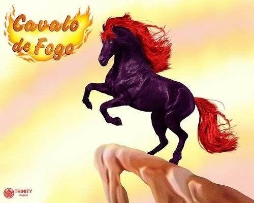 Cavalo De Fogo Dublado