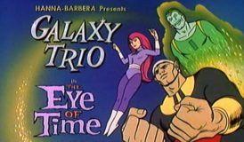 Galaxy Trio Dublado