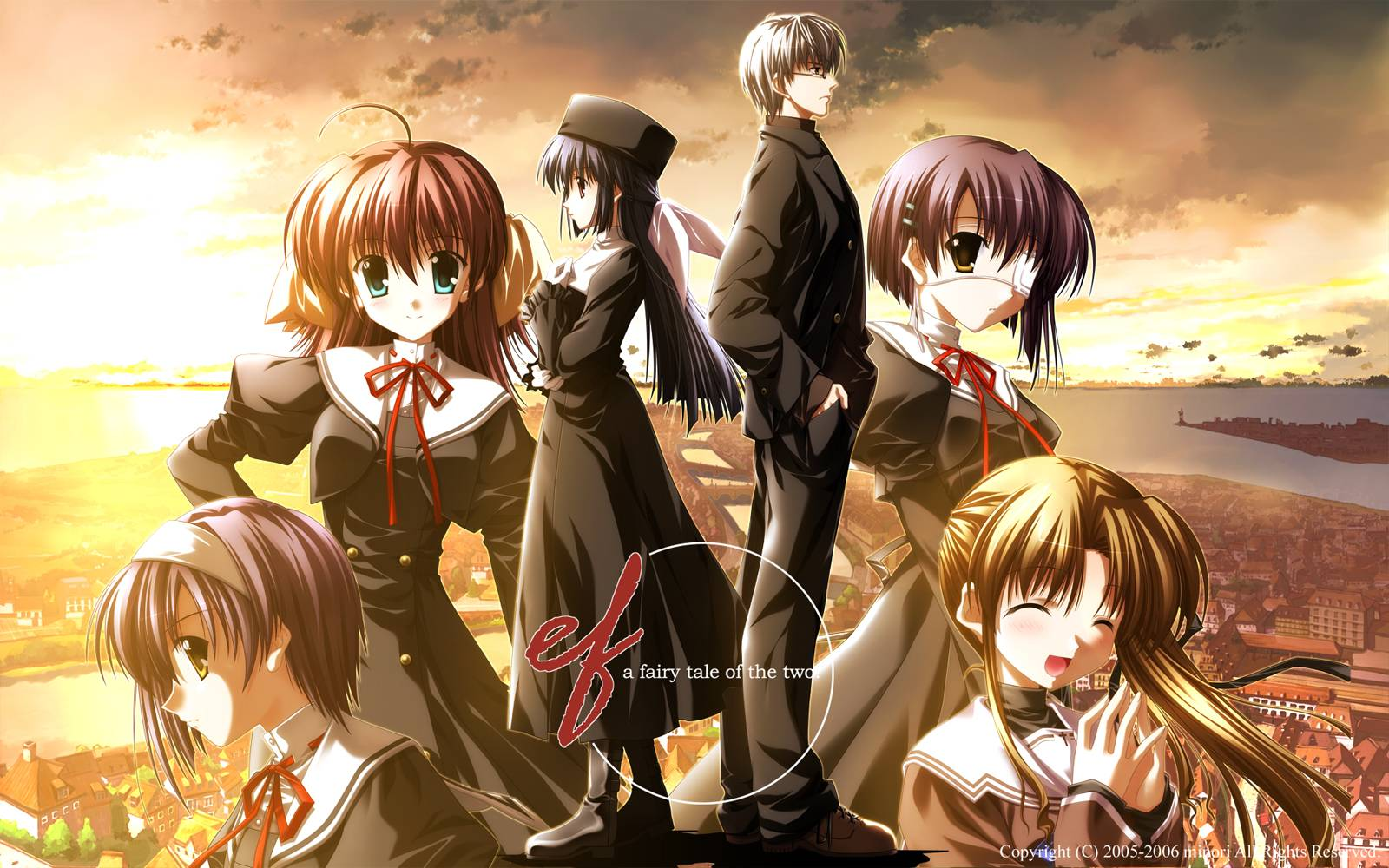 Ef a tale of melodies. ef: A Tale of Memories. (ef - a