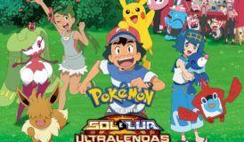 Pokémon A Série: Sol & Lua - Ultralendas Dublado