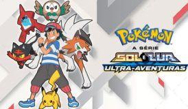Pokémon A Série: Sol & Lua - Ultra Aventuras Dublado