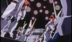 Gundam X - Episodio 38 - Eu sou DOME .. Eu já foi chamado de um Newtype