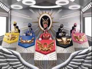Power Rangers Megaforce - Episodio 11 - Ultra Força