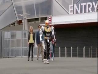 Power Rangers Megaforce - Episodio 14 - Gosei Supremo