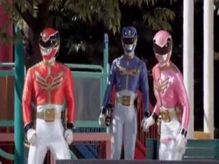 Power Rangers Megaforce - Episodio 9 - O Príncipe Conquista Guerreiro