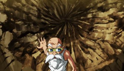 Dragon Ball Super Dublado – Episódio 106 – Encontre ele! Luta Mortal Contra um Adversário Invisível!