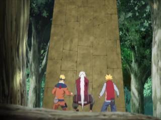 Boruto: Naruto Next Generations - Episódio 134 - O Poder de Ver o Futuro