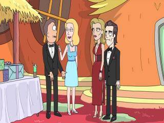 Rick and Morty - Episódio 21 - Casamento intergaláctico