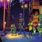 O Despertar Das Tartarugas Ninja Dublado