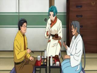 Tenchi Muyou! Ryououki 4th Season - Episódio 2 - O Destino dos Masakis
