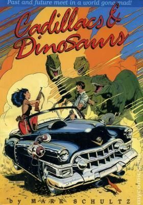 Cadillacs E Dinossauros Dublado