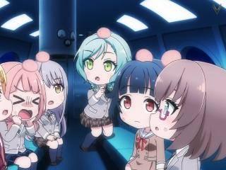 BanG Dream! Garupa☆Pico: Oomori - Episódio 11 - Chá no abismo