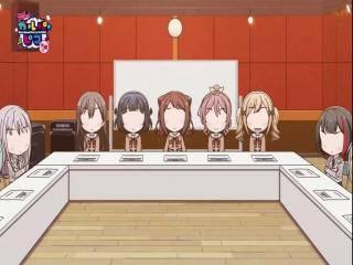 BanG Dream! Garupa☆Pico: Oomori - Episódio 13 - Conferência Para Atrair Mais Clientes no CIRCLE