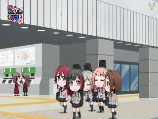 BanG Dream! Garupa☆Pico: Oomori - Episódio 16 - Jornada do Macarrão