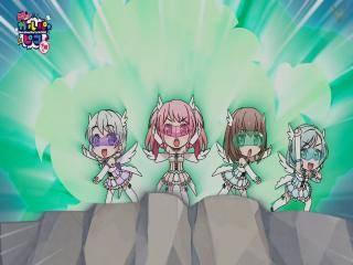BanG Dream! Garupa☆Pico: Oomori - Episódio 17 - Guerreiras Mágicas: Pastel*Renger