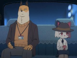 Odd Taxi - Episódio 05 - Não me chame de idol