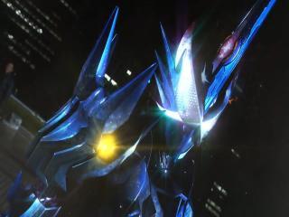 Kamen Rider Saber - Episódio 38 - Unindo as Espadas Sagradas, A Espada da Galáxia