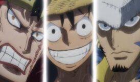 One Piece - Episódio 978 - A Pior Geração Ataca Com Tudo! Batalha no Mar Tempestuoso!