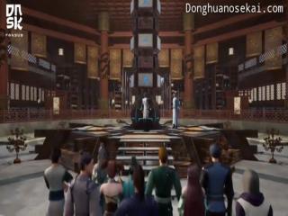 Wu Shang Shen Di - Episódio 25