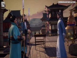 Wu Shang Shen Di - Episódio 33