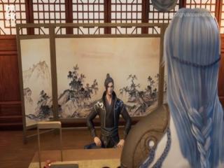 Wu Shang Shen Di - Episódio 36