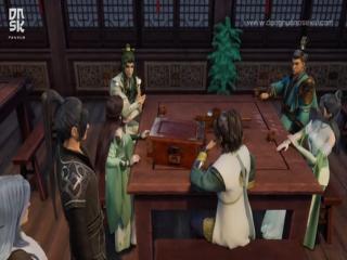 Wu Shang Shen Di - Episódio 37
