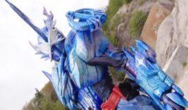 Kamen Rider Saber - Episódio 39 - Espadachins, Sigam Em Frente Com o Que Acreditam