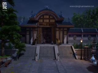 Wu Shang Shen Di - Episódio 50