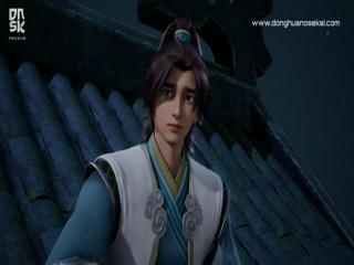 Wu Shang Shen Di - Episódio 54
