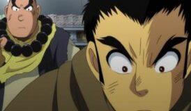 Getter Robo Arc - Episódio 01 - O Demônio nas Alturas