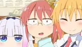 Kobayashi-san Chi no Maid Dragon S – Episódio 02