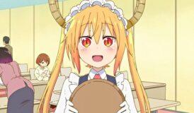 Kobayashi-san Chi no Maid Dragon S – Episódio 09