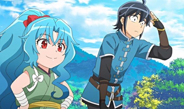 Tsuki ga Michibiku Isekai Douchuu – Episódio 05 – A viagem gananciosa com a carroça